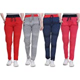 69GAL Women Trackpant (642WTP4_P$_Pack of 4)