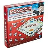 Hasbro Gaming C1009156 Monopoly Classic, Oostenrijkse versie, familiespel
