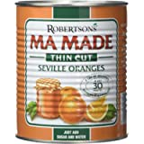 Hartley's Ma Made Thin Cut Seville Oranges, 850 g, Pack of 6