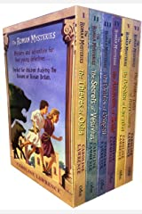 The Roman Mysteries Collection Caroline Lawrence 6 Books Set Paperback