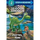 The Journey Home (Disney/Pixar The Good Dinosaur) (Step into Reading)