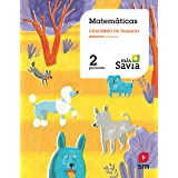 Cuaderno de matemáticas. 2 Primaria, 2 Trimestre. Más Savia