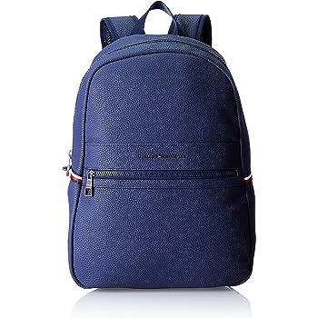 64ae1416 Tommy Hilfiger Essential Backpack Ii, Men's Backpack, Blue (Tommy ...