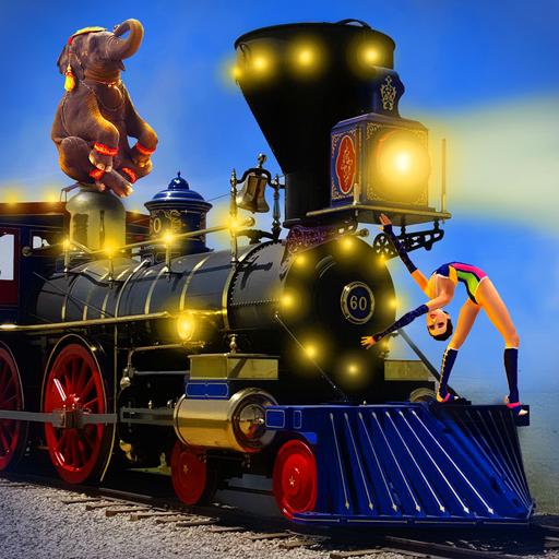Circus Train Operator: Antrieb Tiertransport -