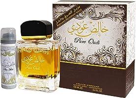 Khalis Pure Oudi by Lattafa - perfume for men & - perfumes for women - Eau de Parfum, 100 ml
