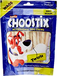 Choostix Twirls Dog Treat, 200 g