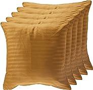 Panache Exports Cushion Covers, Brown, 45cm X 45cm, Pecuscvr01
