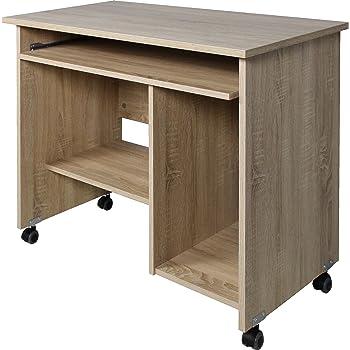 Jahnke Ct 25 Ws Computer Tisch E1 Spanplatten