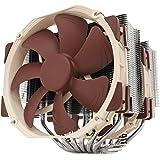 Noctua NH-D15, Dissipatore di Calore a Doppia Torre di Qualità Premium per CPU (Marrone)