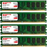 Komputerbay 8GB (4x 2GB) 240 Pin AM2 800MHz PC2 6400/PC2 6300 DDR2 DIMM Memory Module