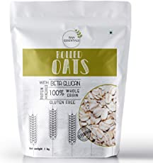 Raw Essentials Authentic Rolled Oats,1kg