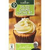 Bakedin Salted Caramel Cupcake Kit, 375 Gram