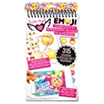Fashion Angels Enterprises Emoji Sticker Compact Portfolio