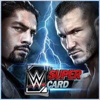WWE SuperCard: Wrestling Action- & Kampf-Kartenspiel