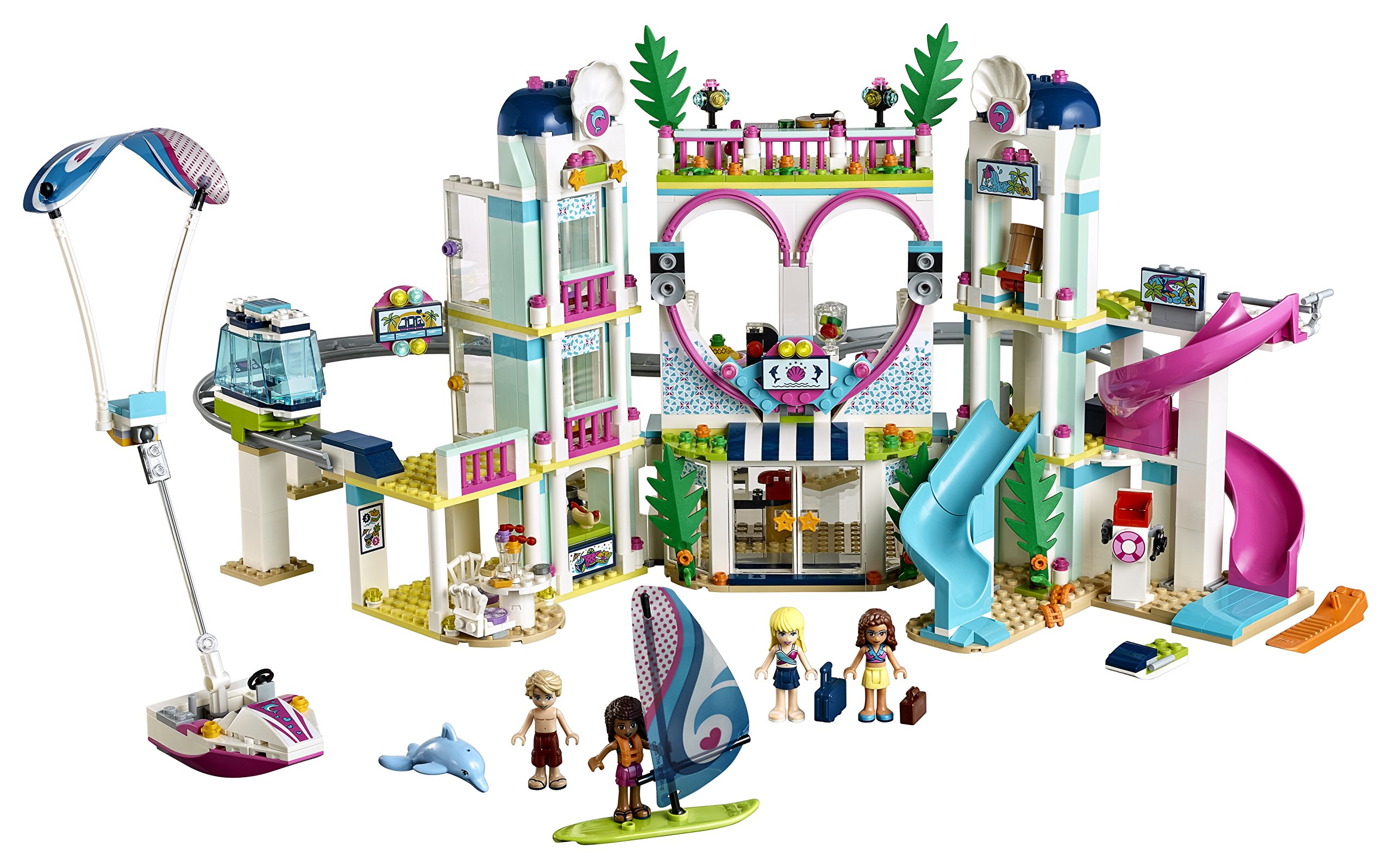 Lego Friends Il Resort di Heartlake City, 41347 2 spesavip