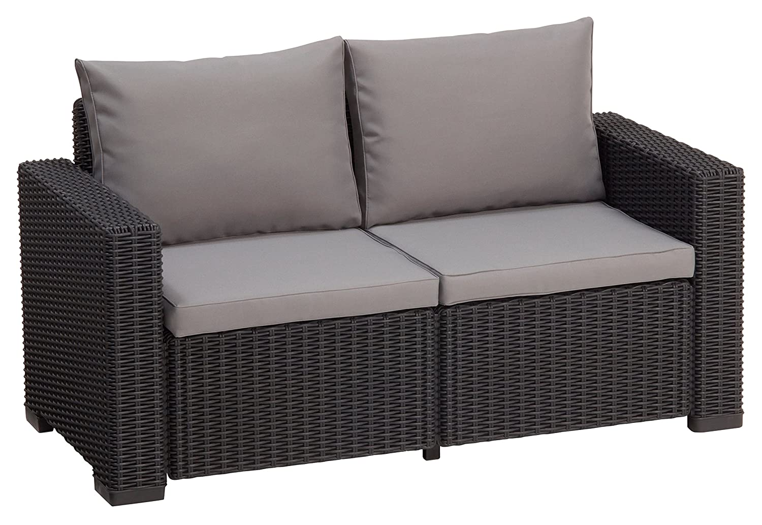 Lounge sofa  Amazon.de: Allibert Lounge Sofa Rattan, Lounge California Sofa ...