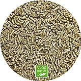 StaWa Meerschweinchen Pellets mit Vitamin C !!!! GVO-frei !!! 5 kg !!! mit Leinsamen+Dinkel !!! …