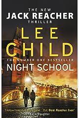 Night School: (Jack Reacher 21) Kindle Edition