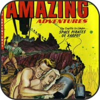 Amazing Adventures Vol. 06