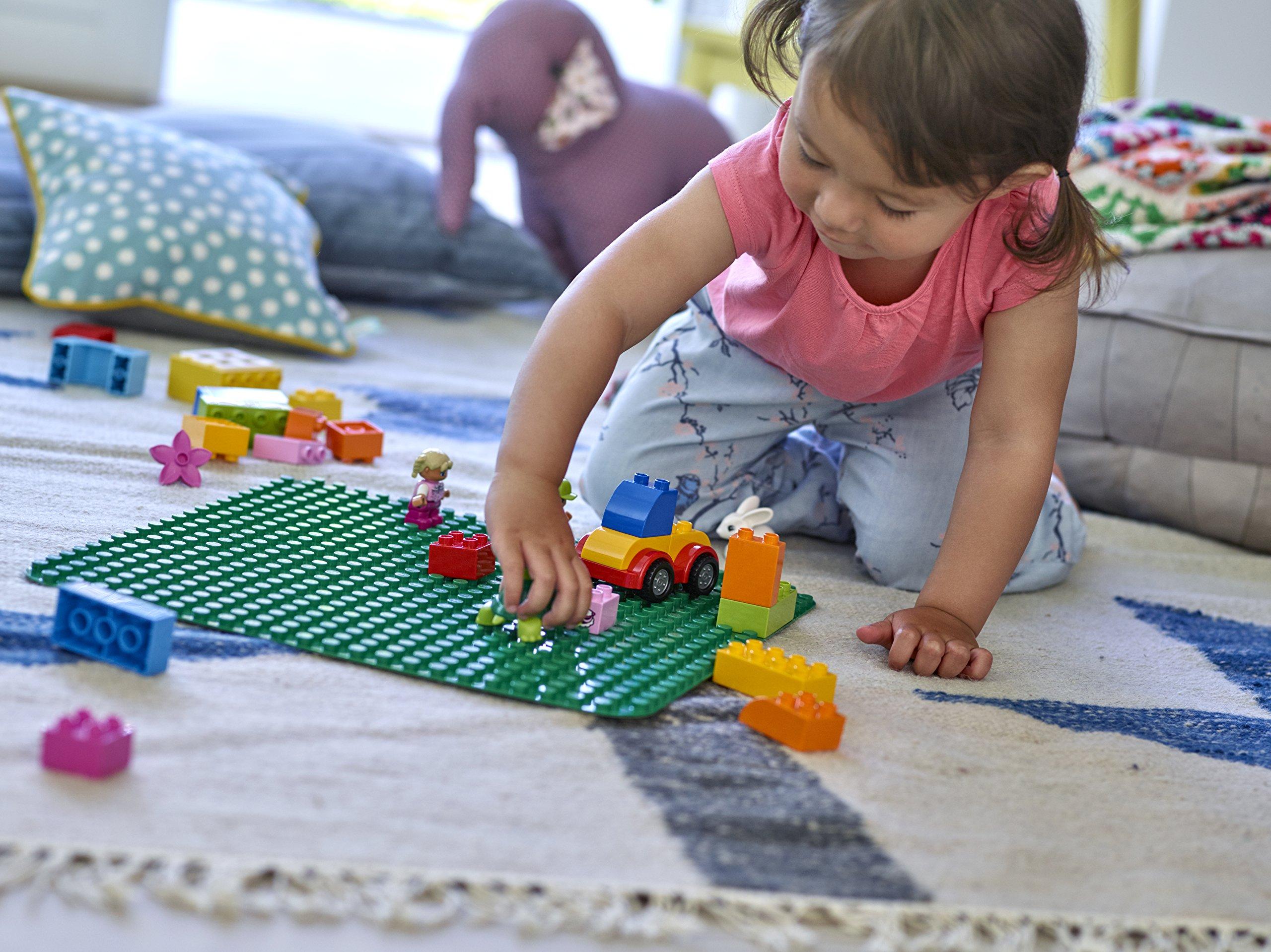 LEGO Duplo Base per Costruzioni, Verde, 2304 2 spesavip