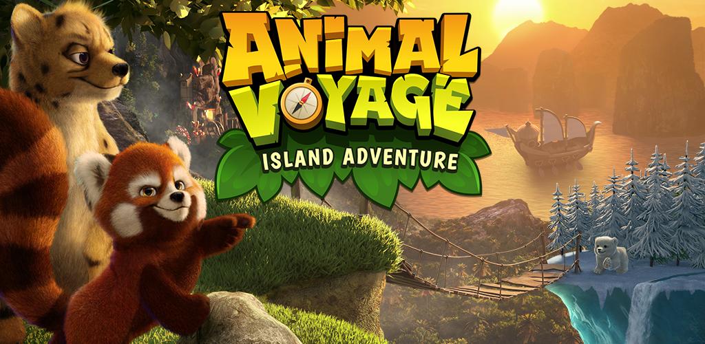 Zoom IMG-1 animal voyage avventura sull isola