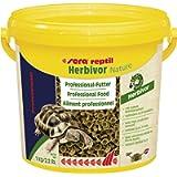 Sera reptil Professional Herbivor 3.800 ml Mangime in Granuli, 3.800ml, 3800 unità