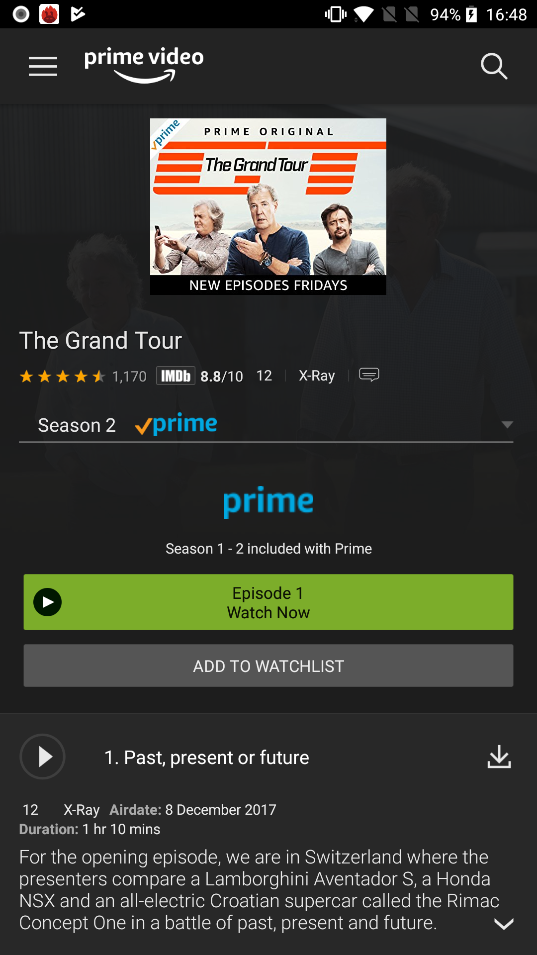amazon prime video apk download