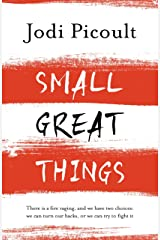 Small Great Things: The bestselling novel you won't want to miss Kindle Edition