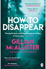 How to Disappear Kindle Edition