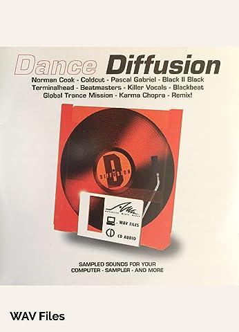 Dance Diffusion - Dance Sample Library à prix réduit spécial - Fichiers WAV [Téléchargement]