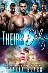 Theirs To Defy: The Commander's Clan (Marriage Raffle Book 4) (English Edition) Kindle Ausgabe