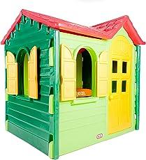 Litte Tikes 9000441 - Villa con Quattro Finestre, Verde