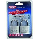 ABUS 64TI/40 Twin Titalium