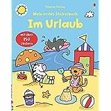 Mein erstes Stickerbuch: Im Urlaub