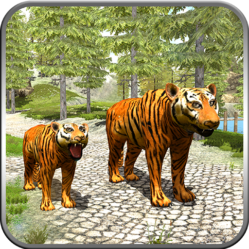 Tiger Simulator 2018 - Animal Hunting Games -