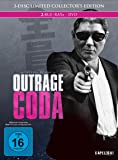 Outrage Coda - 3-Disc Limited Collector's Edition im Mediabook [Blu-ray]