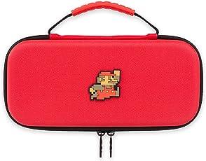 PowerA Protection Kit for Nintendo Switch - 8bit Mario - Nintendo Switch