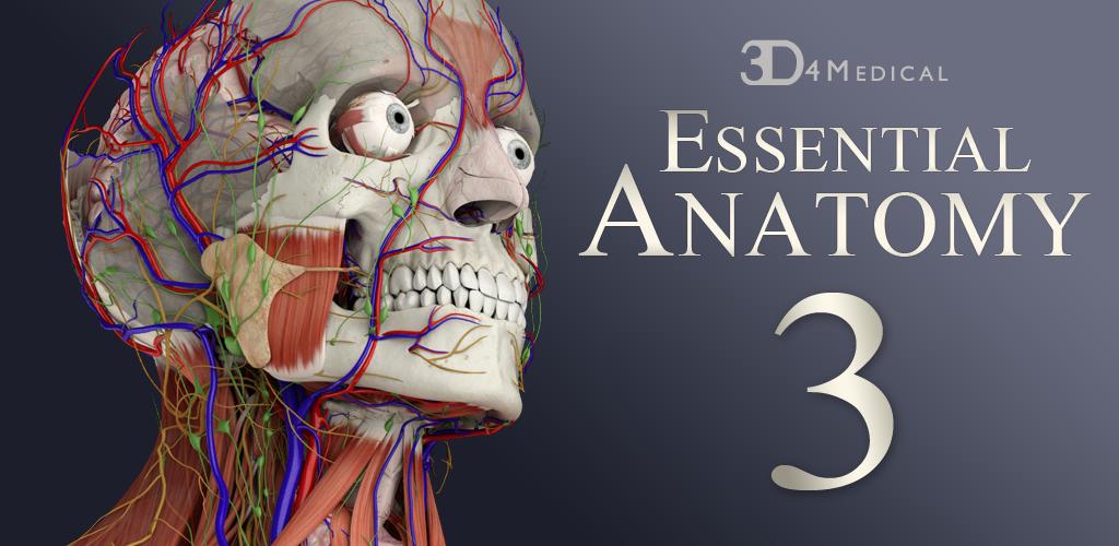 Essential Anatomy 3: Amazon.de: Apps für Android