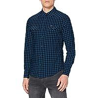 Wrangler LS Western Shirt Camicia Uomo