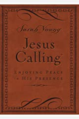 JESUS CALLING Deluxe Edition Jesus Calling (Jesus Calling (R)) Imitation Leather