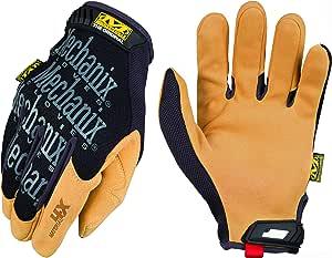Mechanix Wear Material4x Original Handschuhe Medium Braun Schwarz Baumarkt