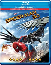 Spider-Man: Homecoming (Blu-ray 3D & Blu-ray) (2-Disc)