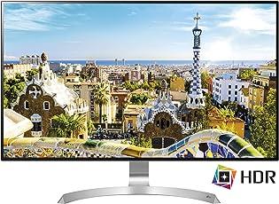 LG 32UD99-W - 80 cm (31,5 Zoll), LED, IPS-Panel, 4K-UHD, HDR 10, AMD FreeSync, Höhenverstellung, USB-C