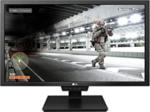 "LG 24"" Class Full HD Gaming Monitor (24"" Diagonal) 24GM79G-B Black/ 144Hz Refresh Rate /1ms Motion Blur Reduction/AMD FreeSyncTM/Dynamic Action Sync/Black Stabilizer Latest 2017"