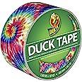 Shurtech Patroon Duck Tape 4,8 cm x 10yd-Love Tie-Dye, Overige, Veelkleurig, 11,39 x 11,65 x 7,08 cm
