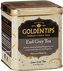 Golden Tips Darjeeling Earl Grey Tea, 100g