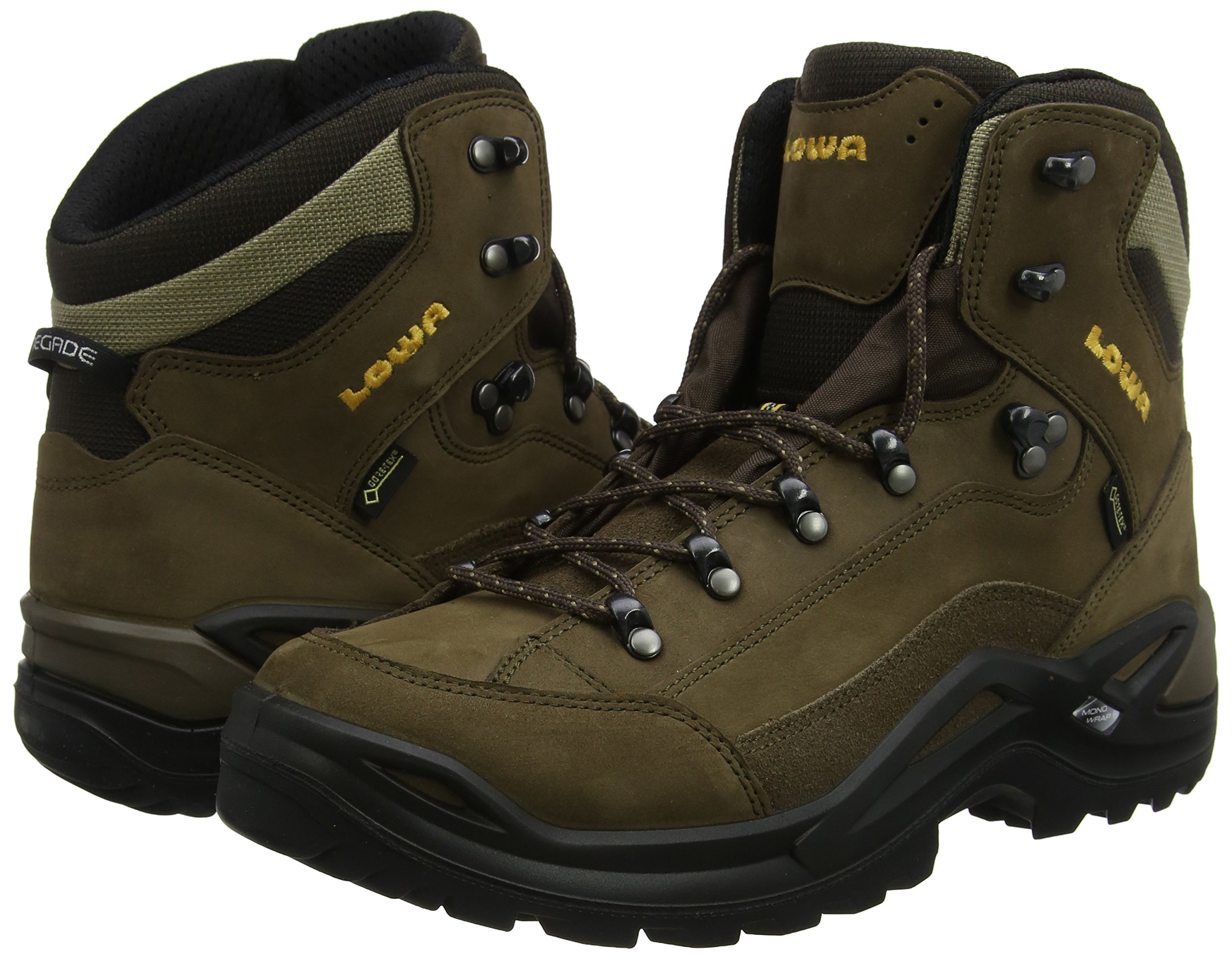 91IV6M1CYCL - Lowa Men's Renegade GTX Mid High Rise Hiking Boots