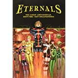 Eternals by Neil Gaiman & John Romita Jr.
