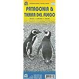 Patagonia & Tierra Del Fuego 1:2.200 000/1:750.000