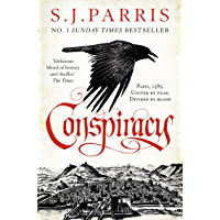 Conspiracy: A gripping spy thriller in the No. 1 Sunday Times bestselling historical crime series (Giordano Bruno, Book…